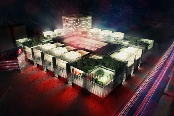 Milan AC - stade