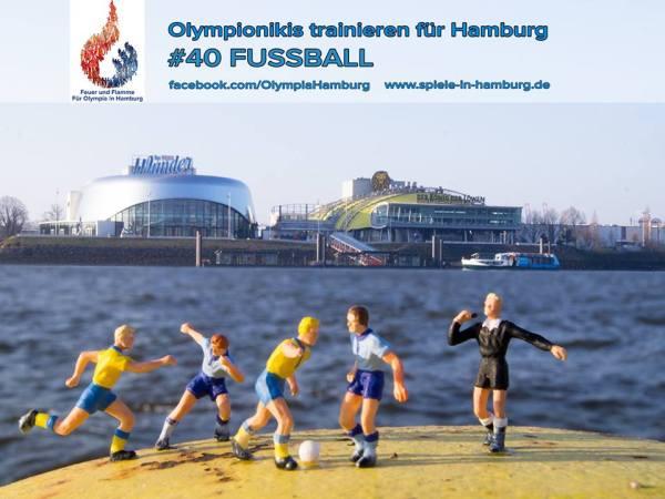 Hambourg 2024 - affiche football