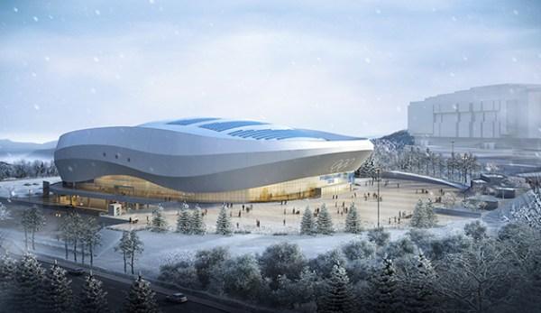 PyeongChang 2018 - sites