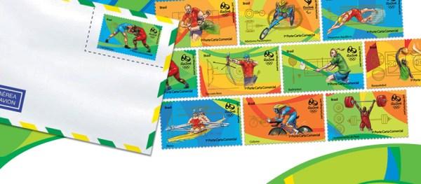 Rio 2016 - timbres