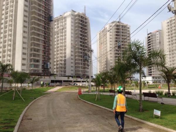Rio 2016 - vue globale du Village Olympique