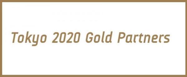 Tokyo 2020 - Partenaires Or