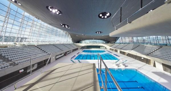 Centre Aquatique Londres 2012