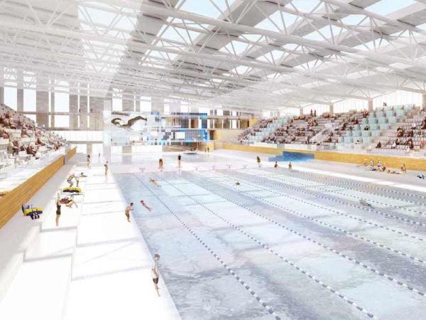 Centre Aquatique Olympique - 2012