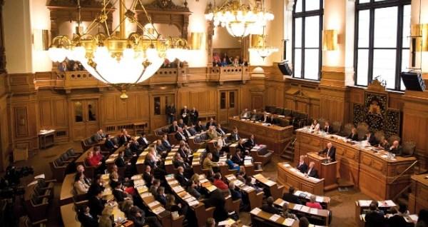 Hambourg - Parlement