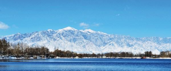 Pékin 2022 - montagnes