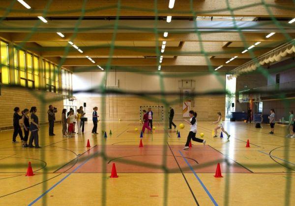 En 2019, Hambourg disposera d'un total de plus de 590 équipements sportifs, à commencer par des gymnases (Crédits - DOSB / Picture Alliance)