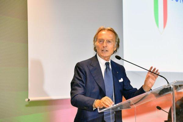Luca di Montezemolo, Président de Rome 2024 (Crédits - Foto Mezzelani GMT / CONI)