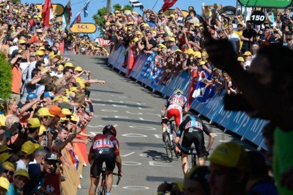 3éme Étape entre Anvers et Huy (Crédits - PresseSports / S.Mantey)