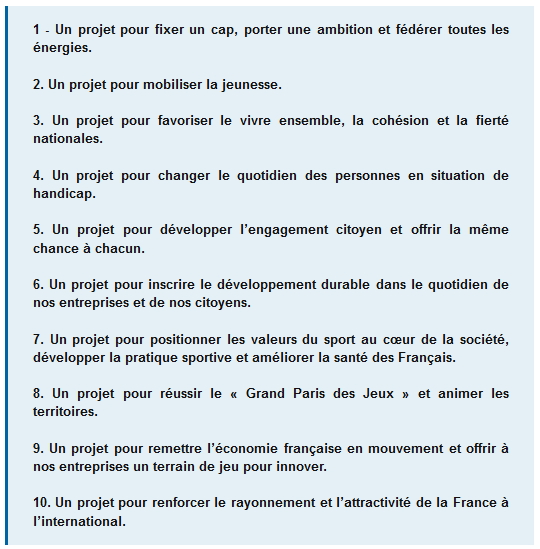 CNOSF - Manifeste
