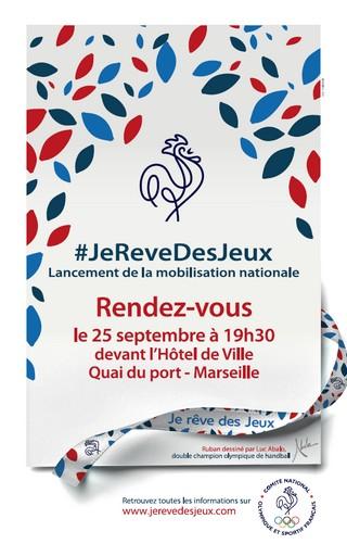 Je rêve des Jeux - Marseille