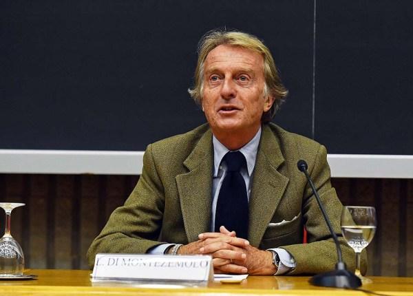 Luca di Montezemolo (Crédits - CONI / Ferdinando Mezzelani / GMT)