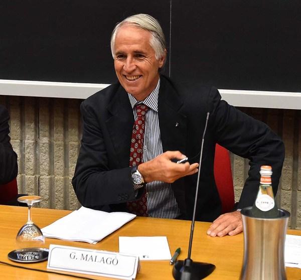 Giovanni Malago (Crédits - CONI / Ferdinando Mezzelani / GMT)