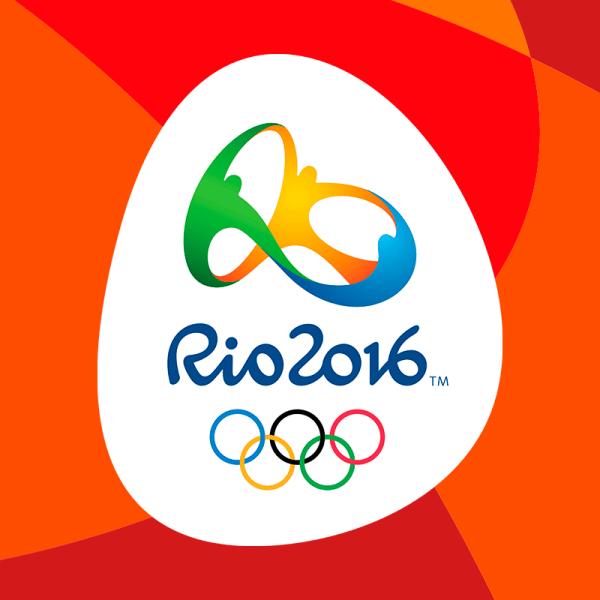 Logo officiel des Jeux Olympiques d'été de 2016 (Crédits - Rio 2016)