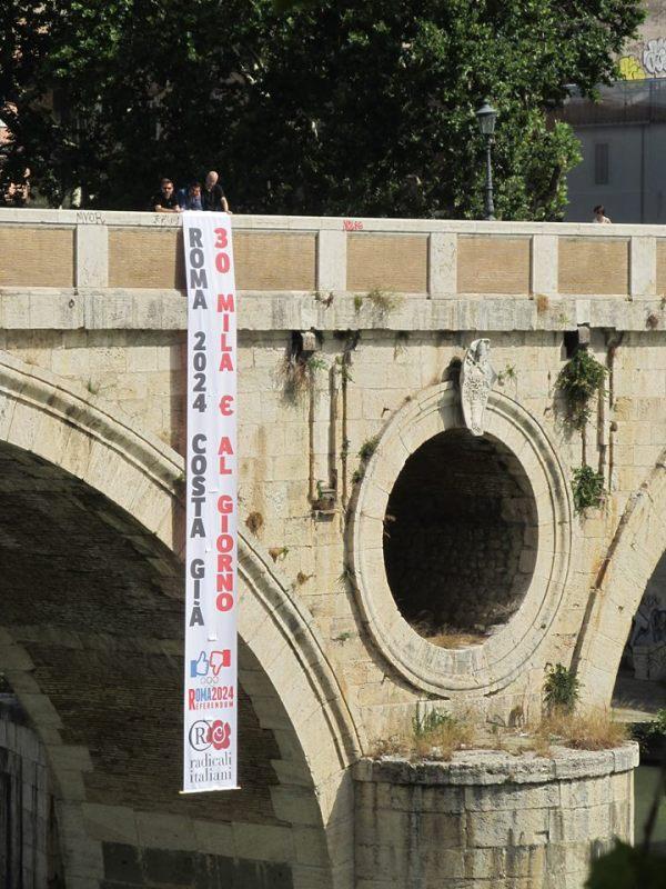 (Crédits - Referendum Olimpiadi Roma 2024)