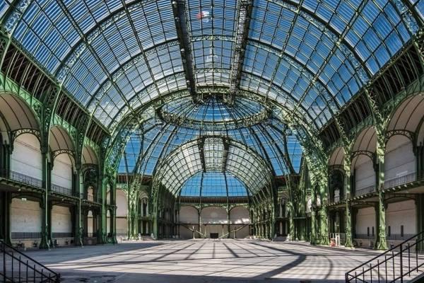 La Nef du Grand Palais sera traversée sur toute sa longueur (Crédits - Paris 2024)