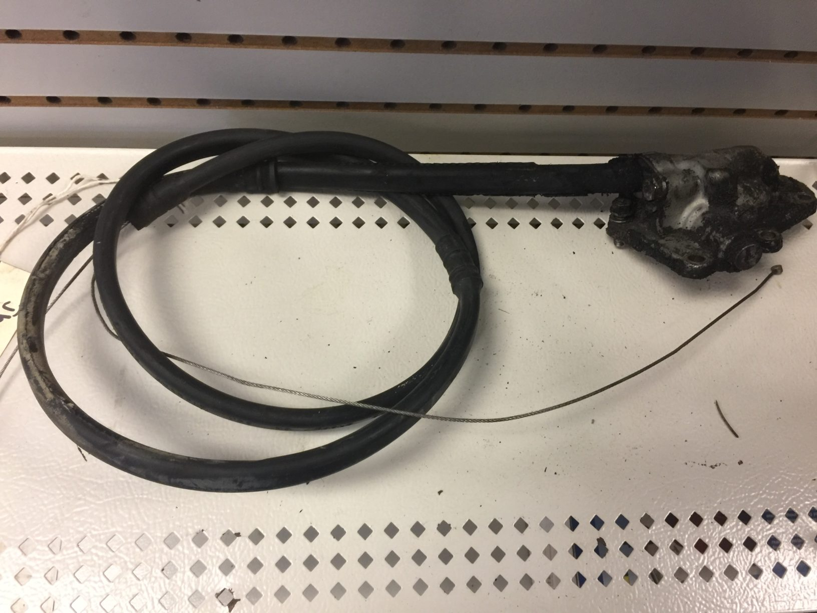 hight resolution of omc shift cable 982802