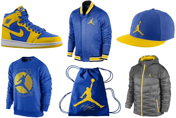 Air Jordan 1 Retro High OG u0026quot;Laneyu0026quot; Clothing | SportFits.com