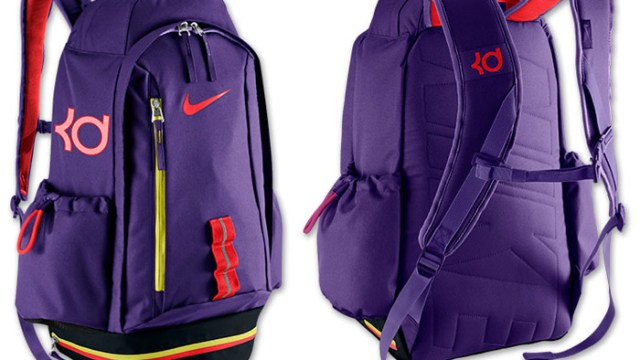 a0d99963eca Nike KD Fast Break Backpack (Court Purple Black Light Crimson)