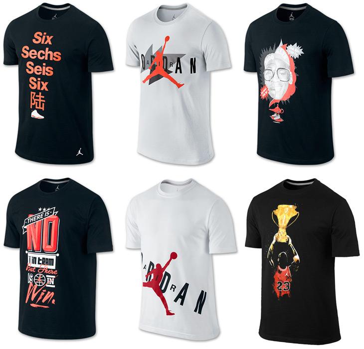 d1992b3266998 Air Jordan 6 Retro T Shirts | SportFits.com