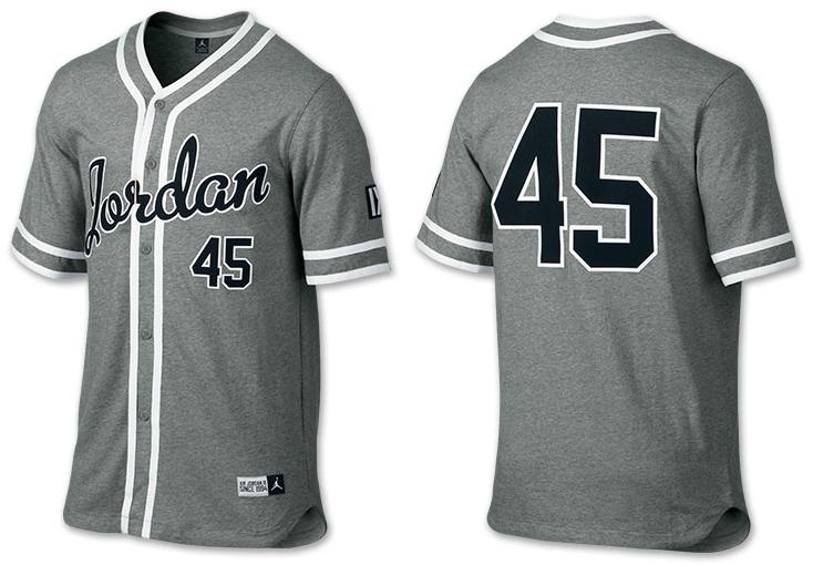 59d33a64bf9acc Jordan 45 Baseball Jersey