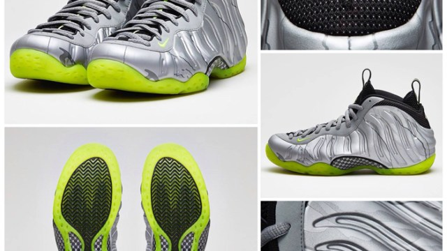 reputable site 311a2 84a82 Nike Air Foamposite One Silver Camo | SportFits.com