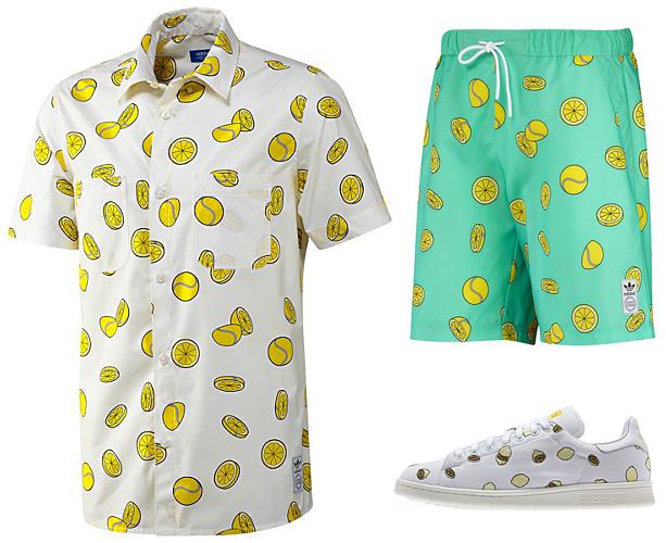 promo code 54337 48d25 adidas-stan-smith-lemon-clothing