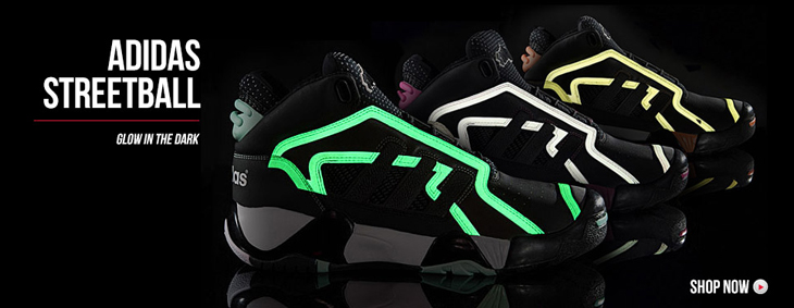 adidas Streetball 2 Glow in the Dark |