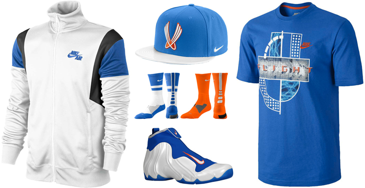 official photos c9938 77f79 nike-air-flightposite-new-york-knicks-clothing