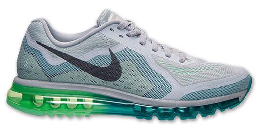 2014 Grey Max Green Wolf Air Nike Turbo IxEqAA