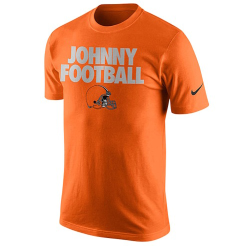 Nike's Johnny Football T Shirt Available | Sole Collector