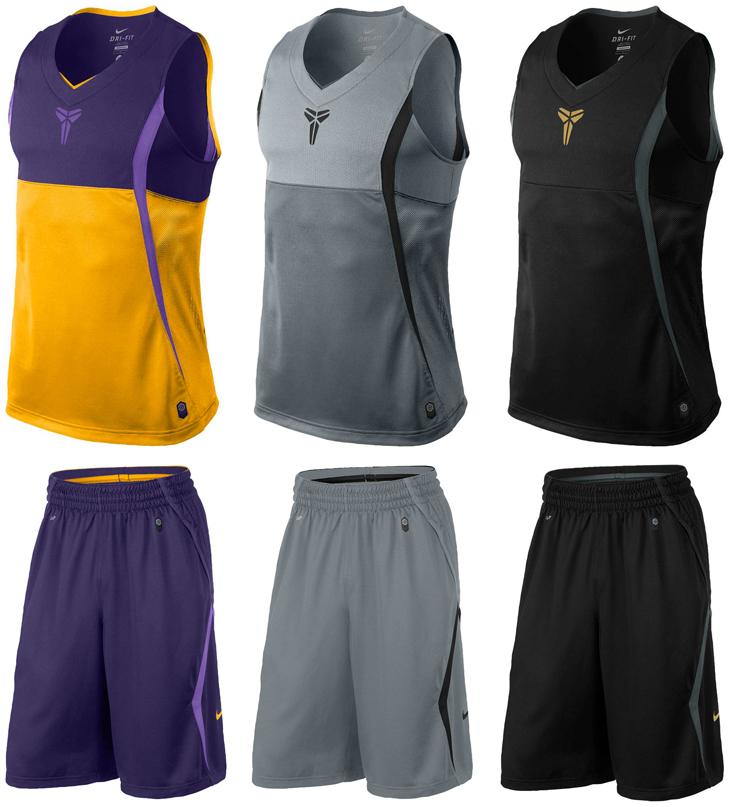 8b11a85ef0 Nike Kobe Outdoor Tech Clothing Shirts Shorts