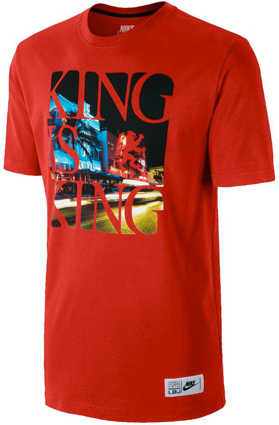 56b3686a3e2a Nike LeBron 11 Low Independence Day Clothing Shirts