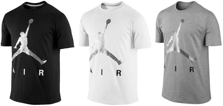 Air Jordan 3 Wolf Grey Clothing Shirts  c0f9d47a6eeb