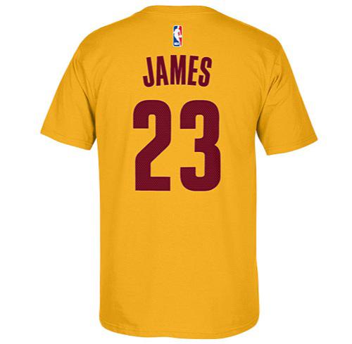 huge discount c45da 127d9 LeBron James Cleveland Cavaliers 23 NBA Shirts | SportFits.com