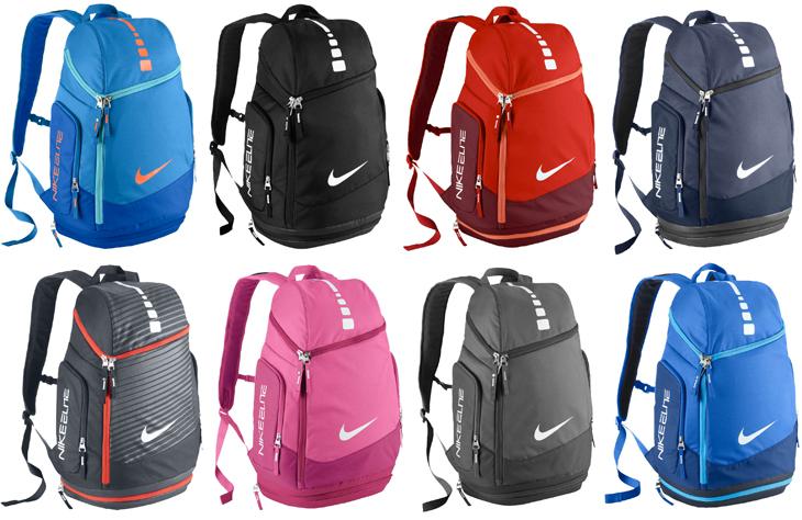 89806bd35740 Nike Hoops Elite Max Air Team Backpacks