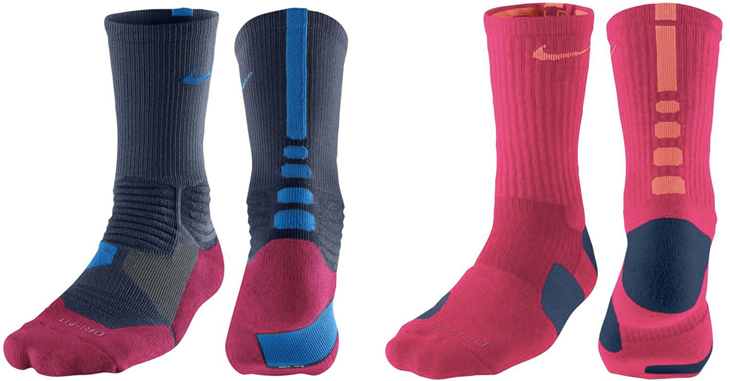 c6cd231b511 Nike Basketball Socks to Sport with the Nike KD 7 Calm Before the ...
