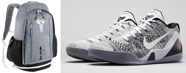 """513d1a1b946b Nike Kobe Backpack to Match the Nike Kobe 9 Elite Low """"Beethoven"""""""