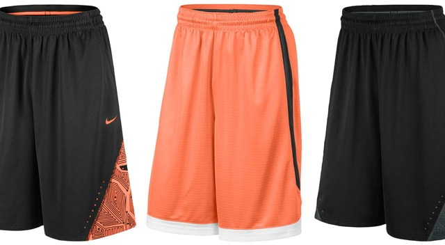 "separation shoes 63c85 65373 Nike LeBron Shorts to Sport with the Nike LeBron 11 Low ""Lava"""