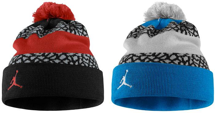 4e496590f4400 Jordan Jumpman Striped Beanies