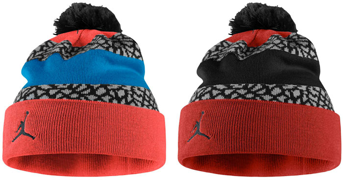 4160001dbf4 Jordan Jumpman Striped Beanies
