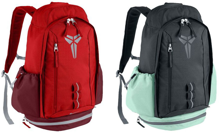 Nike Kobe 9 University Red Backpacks