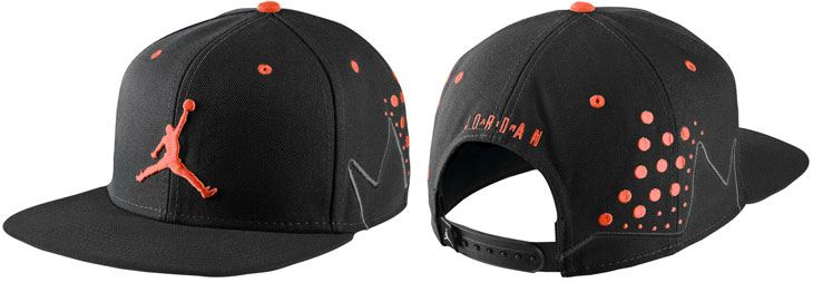 72ca53ff1a2 Air Jordan 6 Black Infrared Hat