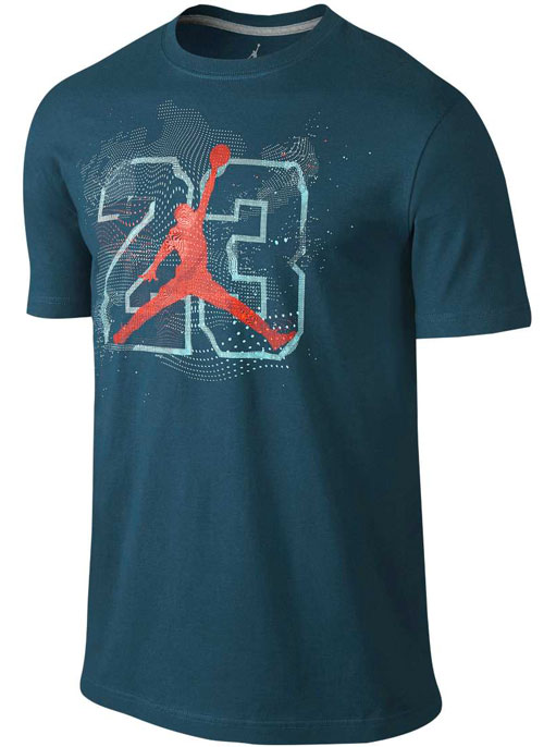 info for 6c2a1 74bd5 jordan-retro-13-pixel-shirt-teal