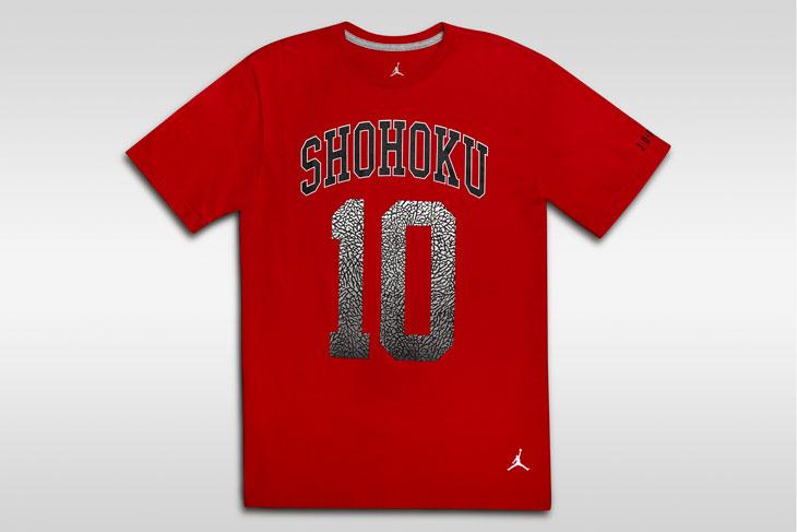 100% authentic 33f43 d3675 jordan-x-slam-dunk-collection-red-shirt