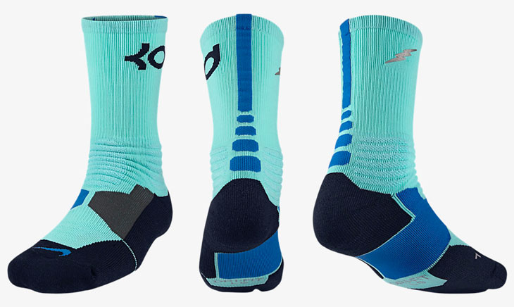 b650e9c46faa Nike KD Hyper Elite Socks to Wear with the Nike KD 7 Uprising ...
