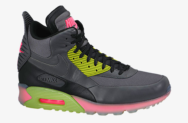 size 40 8a97c f02e1 nike-air-max-90-ice-sneakerboot-grey-green-