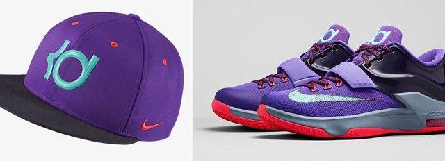 "best loved d1693 d408d Nike KD 7 ""Lightning 534"" Hat"