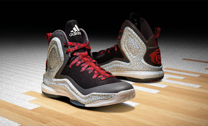2adidas d rose 5 boost bhm