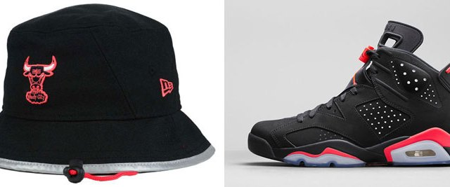 air-jordan-6-black-infrared-bucket-cap 99ce2ed0af5